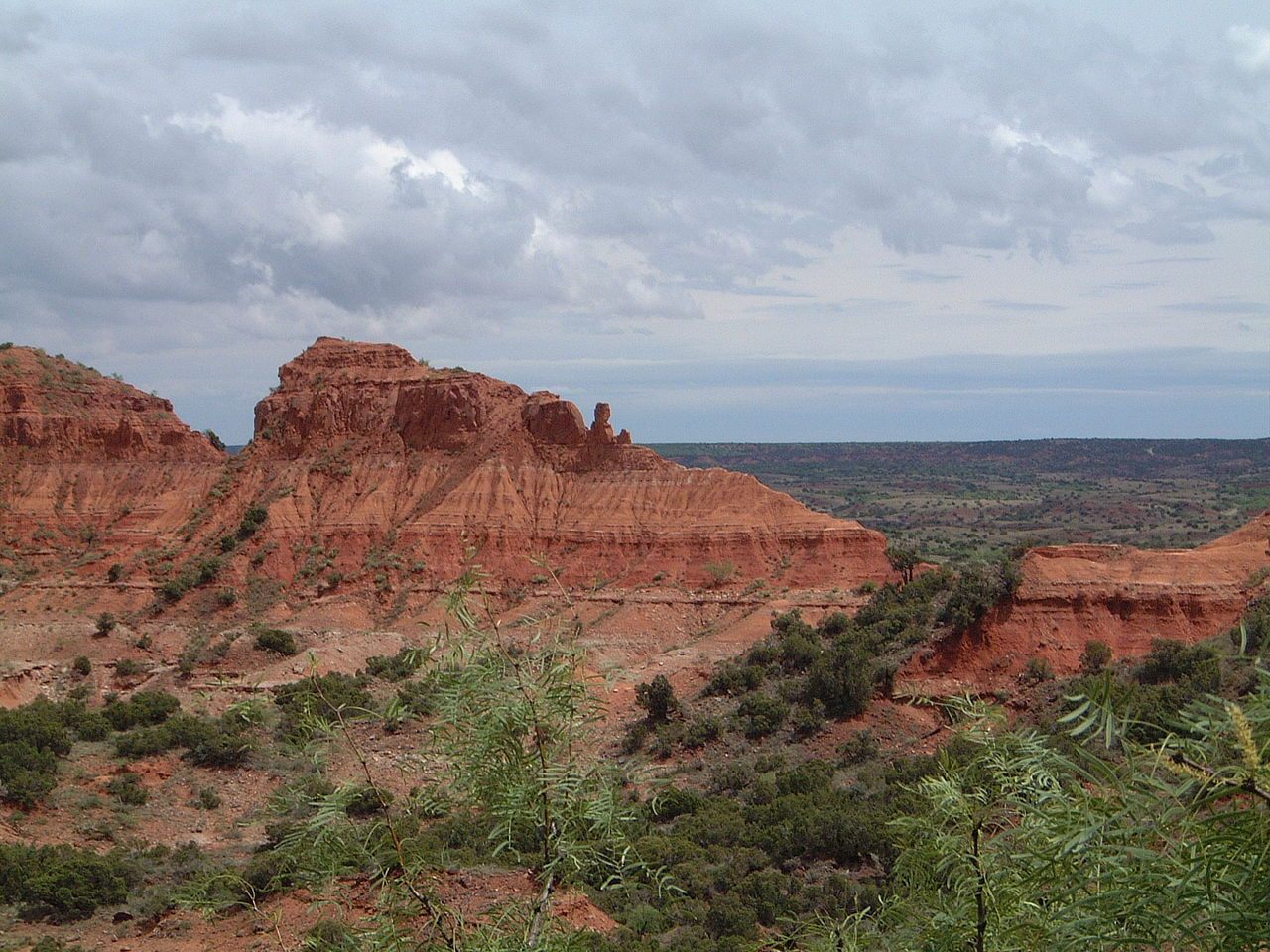 Top Hiking Locations In Texas-Caprock Canyons Trailway