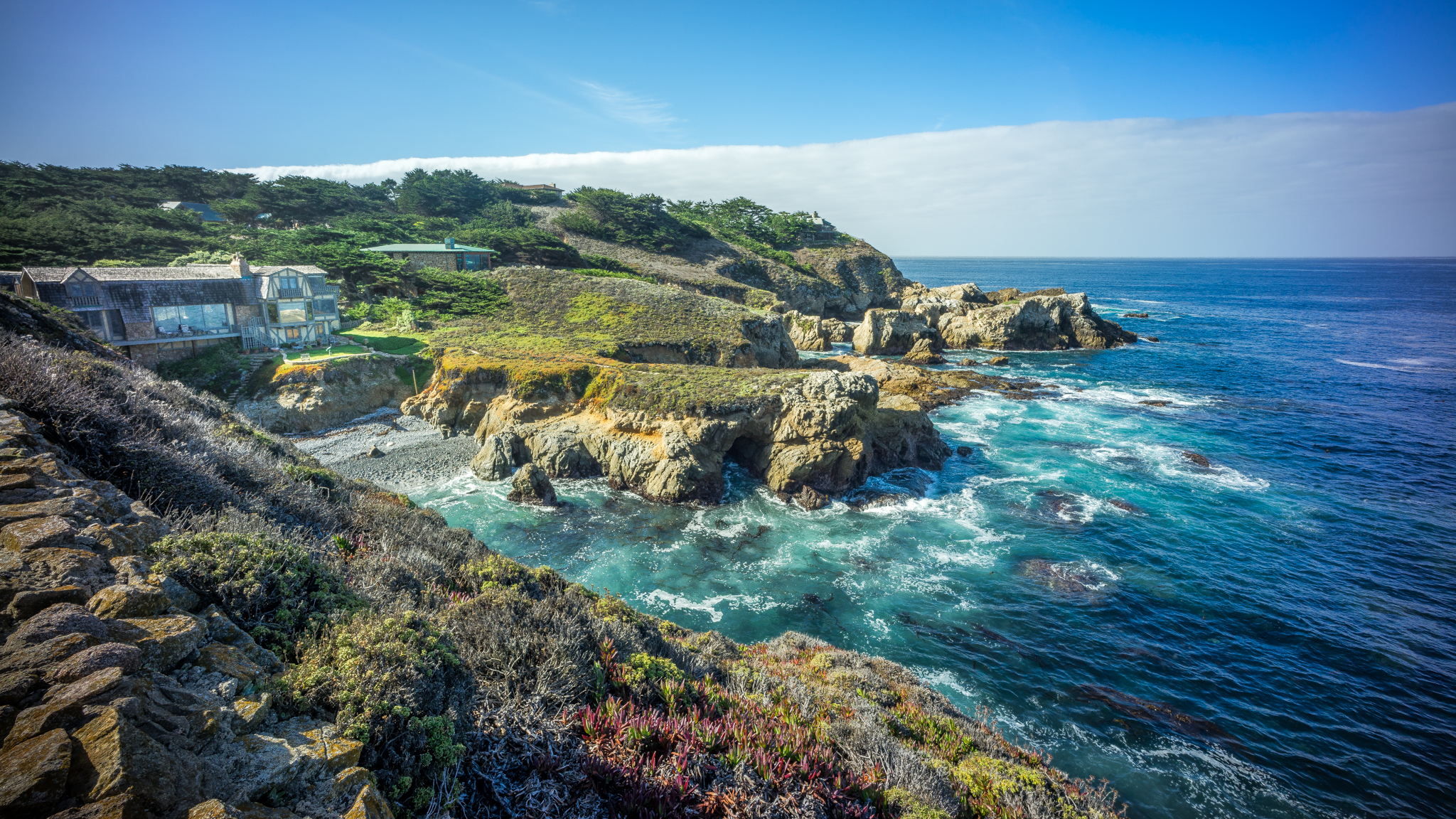 Carmel-by-the Sea - Most Popular Romantic Getaway in California