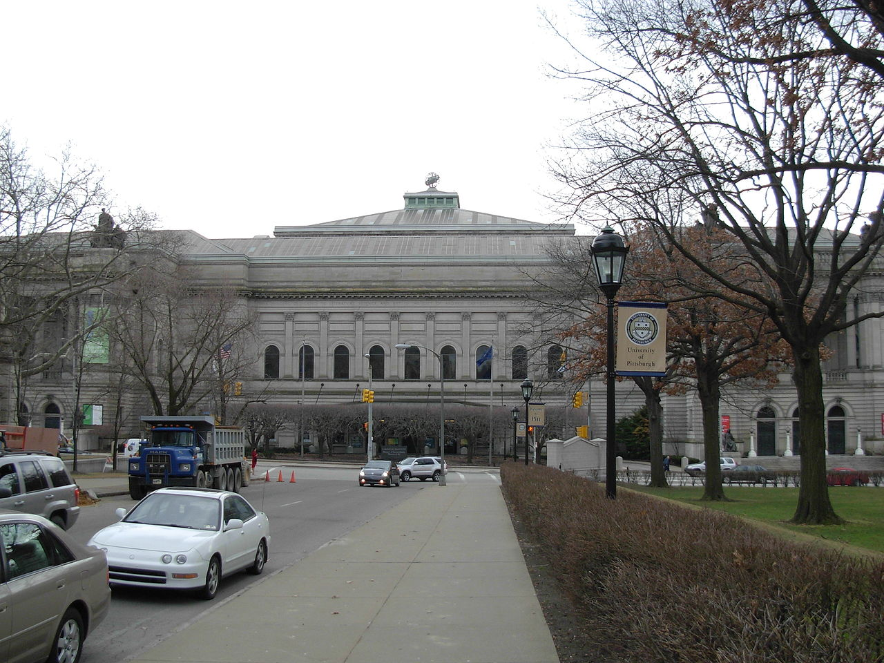Carnegie Museums of Natural History in Pennsylvania