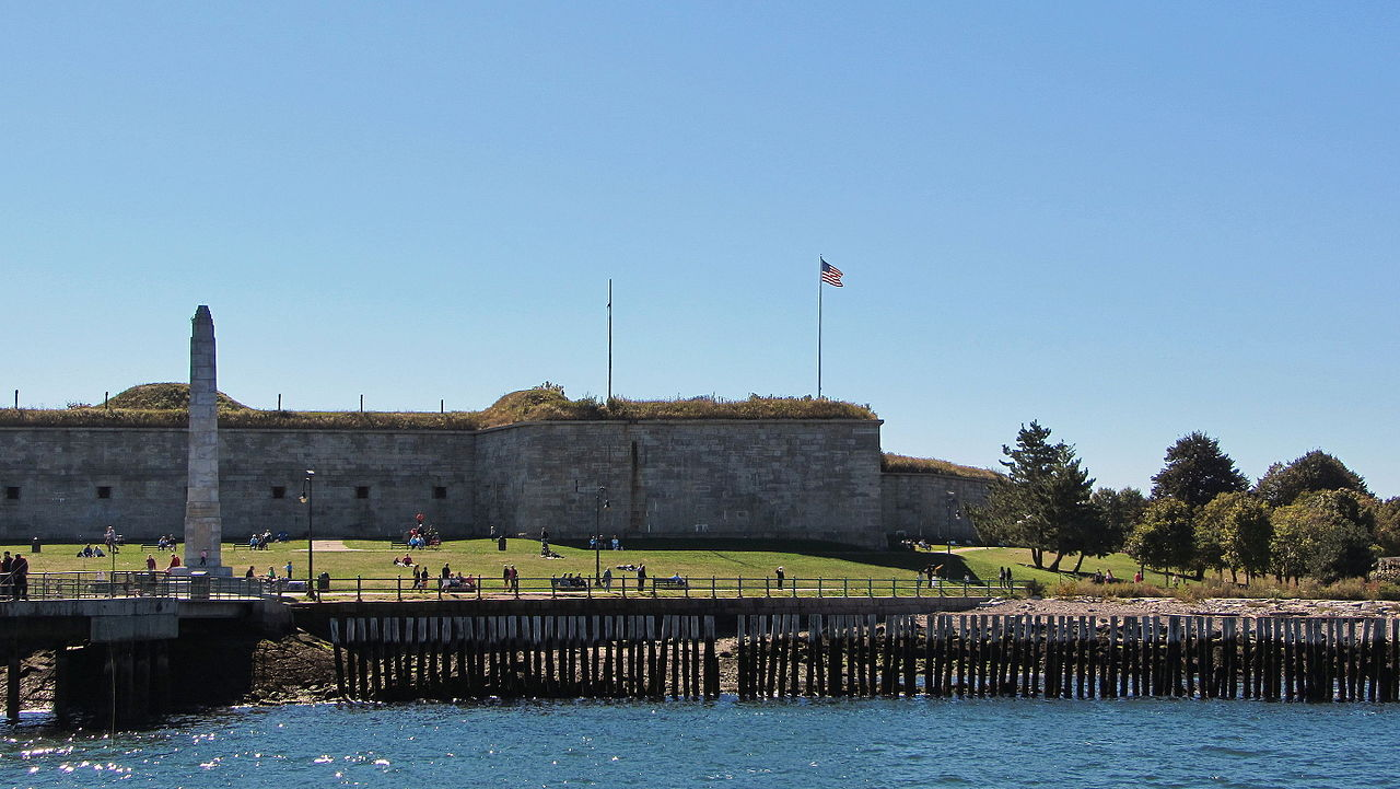 Top Place to See In Boston-Castle Island Park