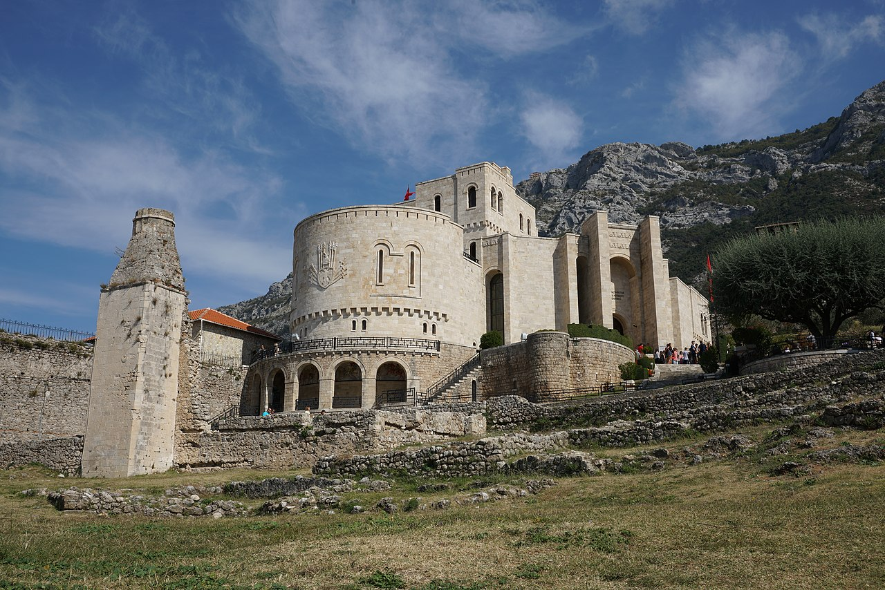 Castle of Kruje - One of the Top Tourist Destinations of Albania