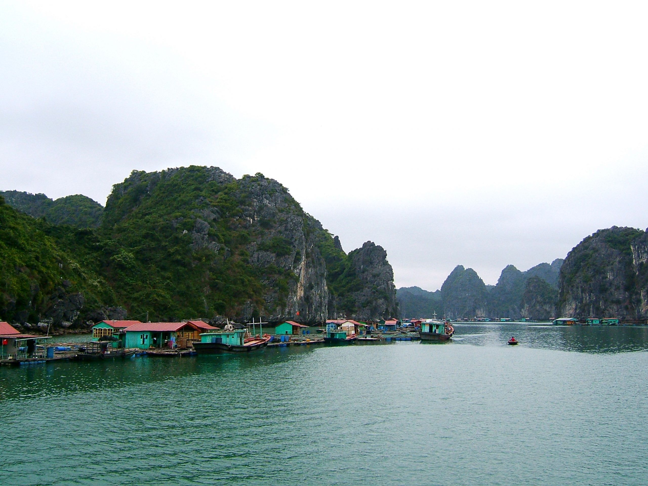 Best Island in Vietnam-Cat Ba Island