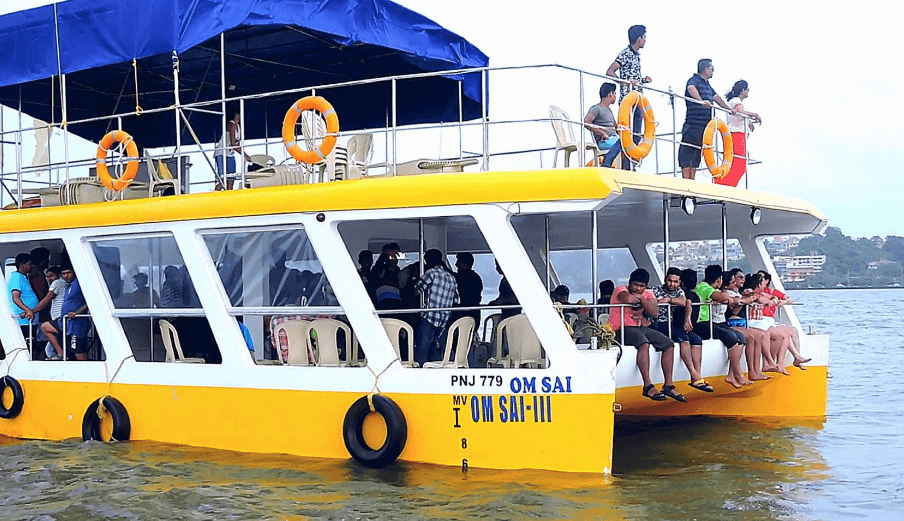 Popular Cruise to Take in Goa-Catamaran Cruise