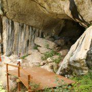 Cave of Pellumbas Near Tirana, Albania