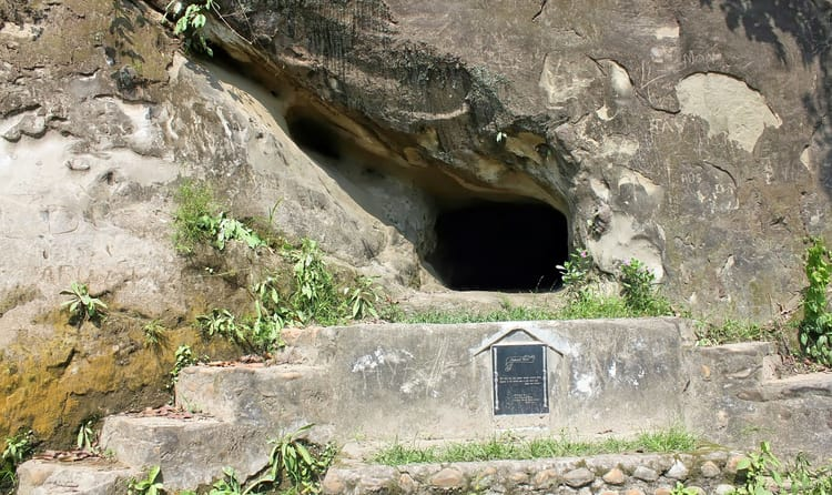 Best Place To Visit In Dimapur-Caves at Puilwa Village, Peren