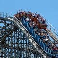 Cedar Point Amusement Park in Ohio