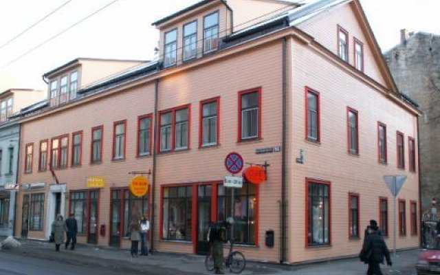 Central Hostel-Best Budget Hotels In Riga