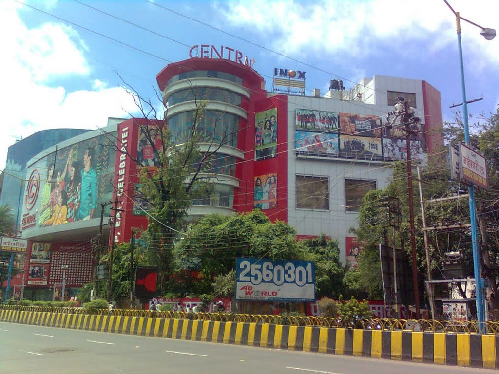 Central Mall-Best Shopping Spot in Indore to Satisfy the Shopaholic in You