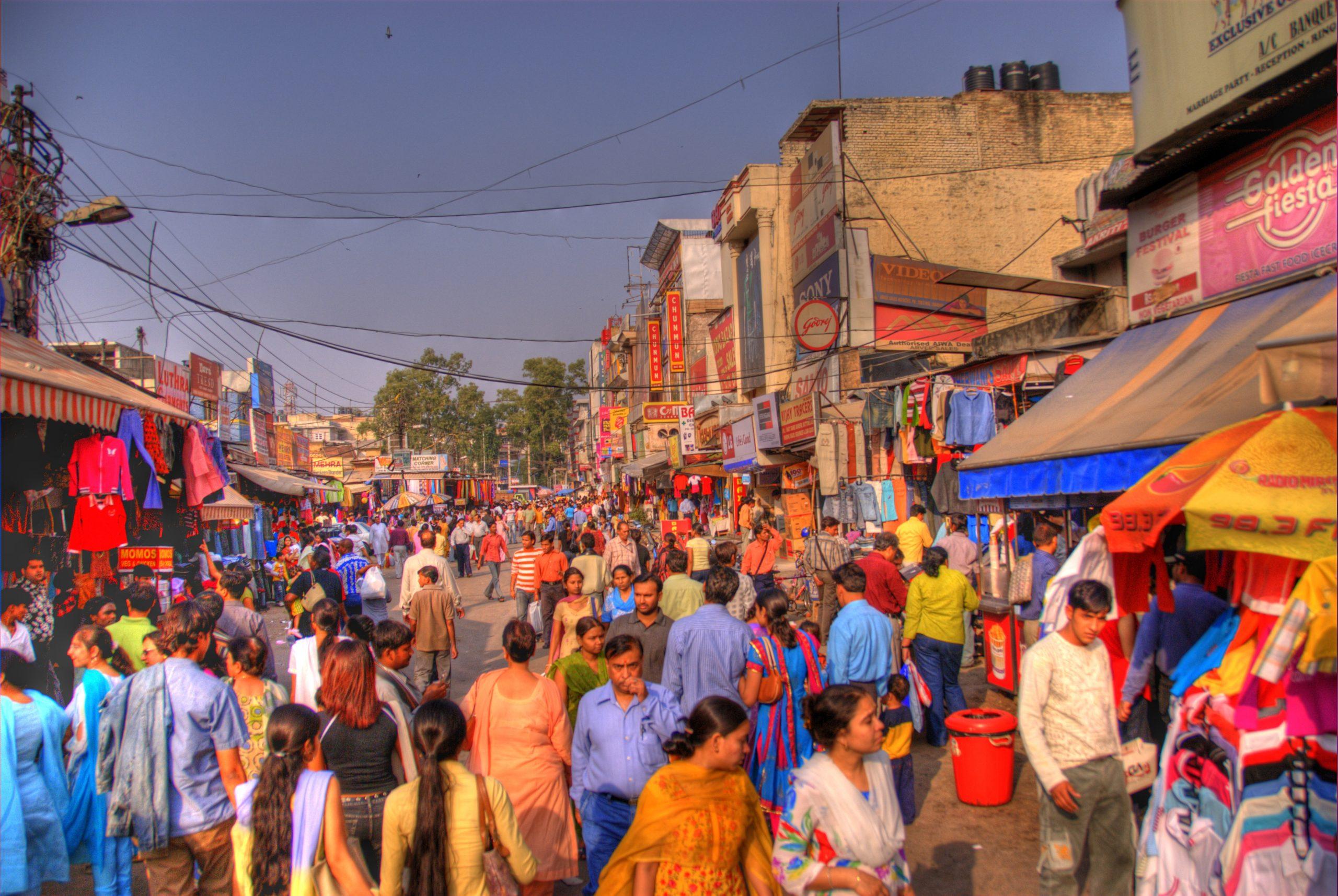 Central Market Amazing Market to Shop in Delhi