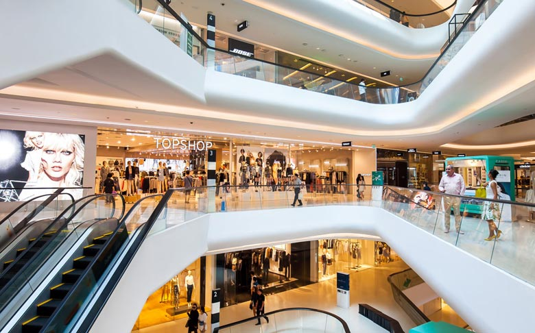 Best Place to Shop in Maldives - Centro Mall