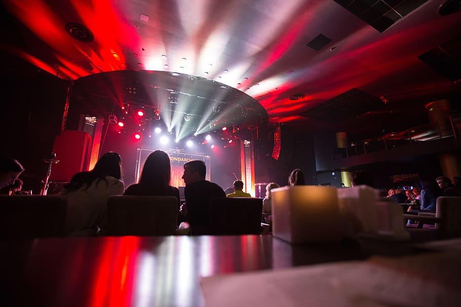 CetriBalti Krekli Riga's (Latvia) Best Night Club and Bar