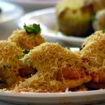 Chaat at Girgaum Chowpatty Must-Visit Street Food Joints in Mumbai