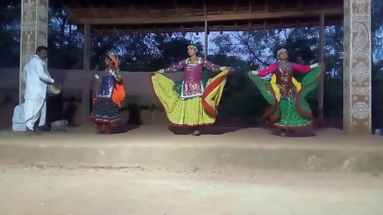 Folk Dance Of Rajasthan-Chakri Folk Dance
