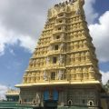Chamundeshwari Temple on Chamundi Hills- Mysore's Beautiful Temple