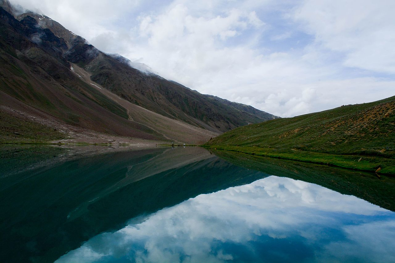 Popular Place to See In Kaza-Chandratal Lake