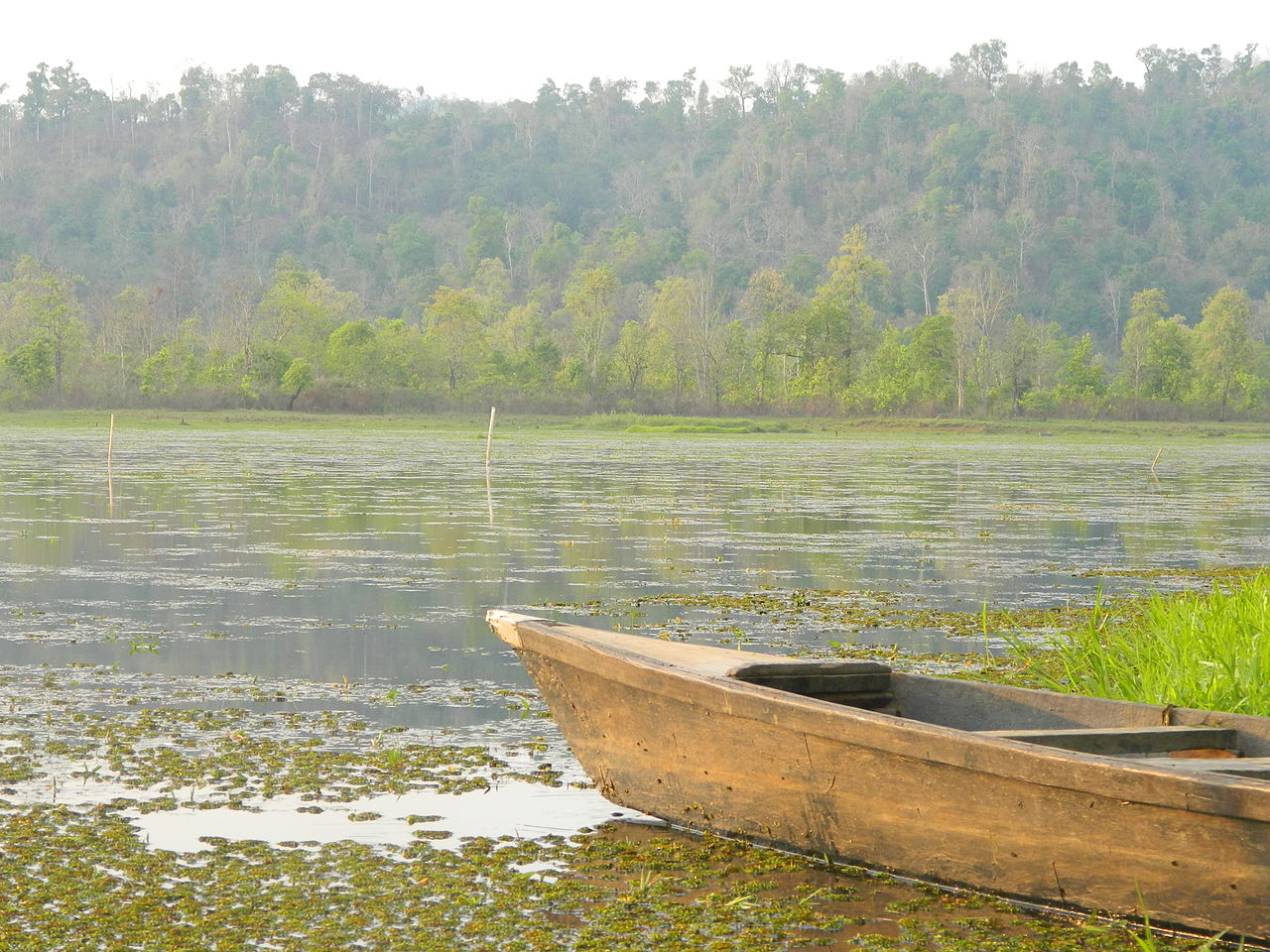 Chandubi Lake - Picnic Spot in Assam