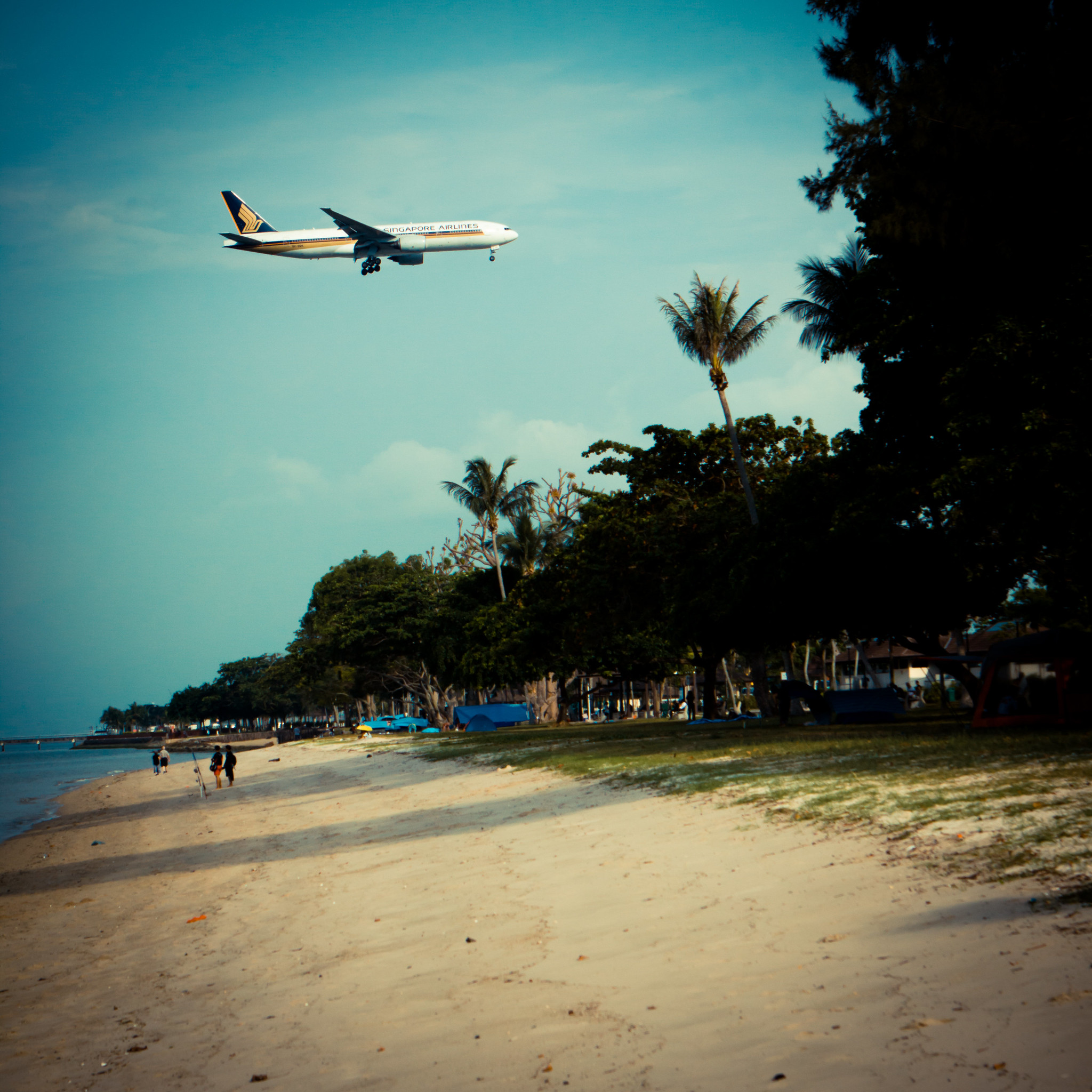 Best Beach in Singapore-Changi Beach