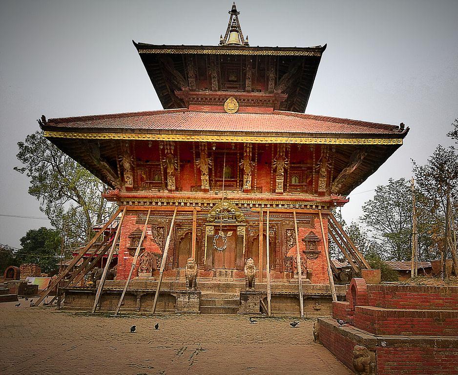 Changu Narayan - Best Place to Visit in Bhaktapur