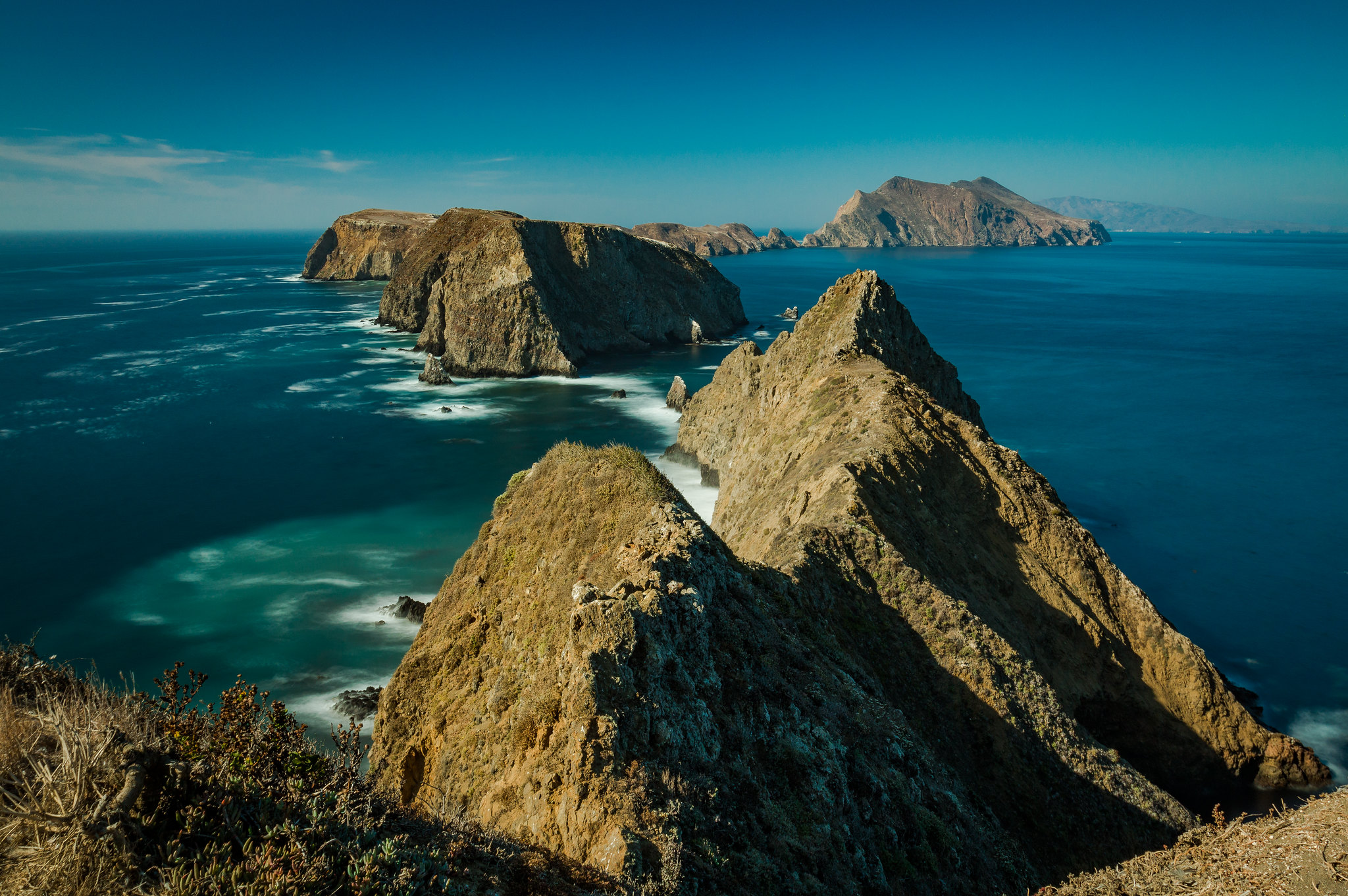 Popular National Park in California-Channel Islands National Park