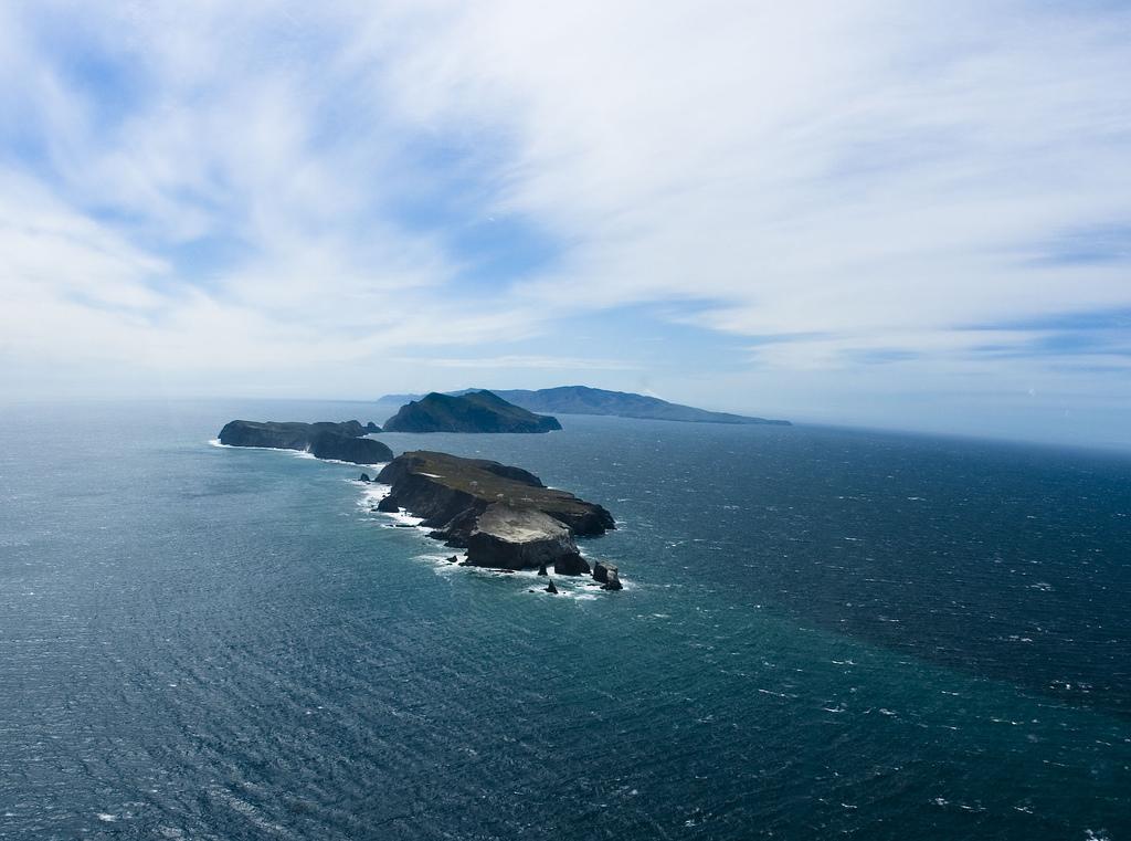 Top California Island-Channel Islands