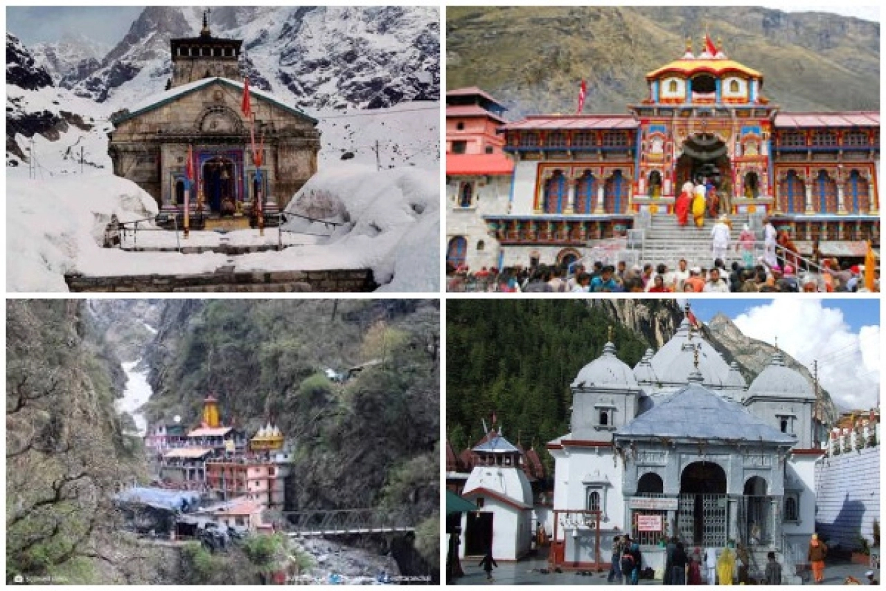 Char Dham Most Popular Place To Visit In Uttarakhand
