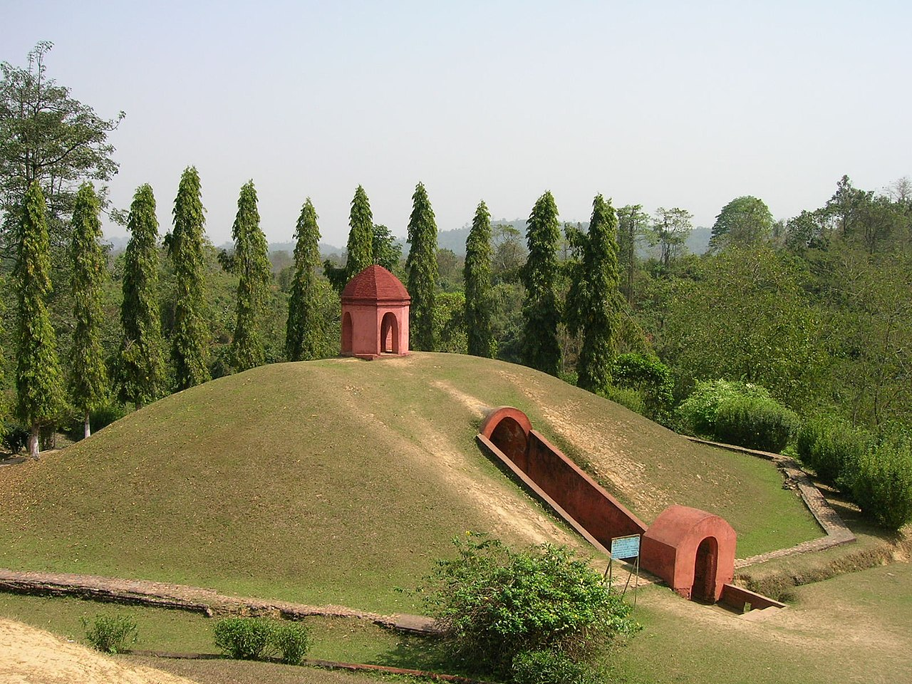 Amazing Historical Place To Visit In Assam-Charaideo