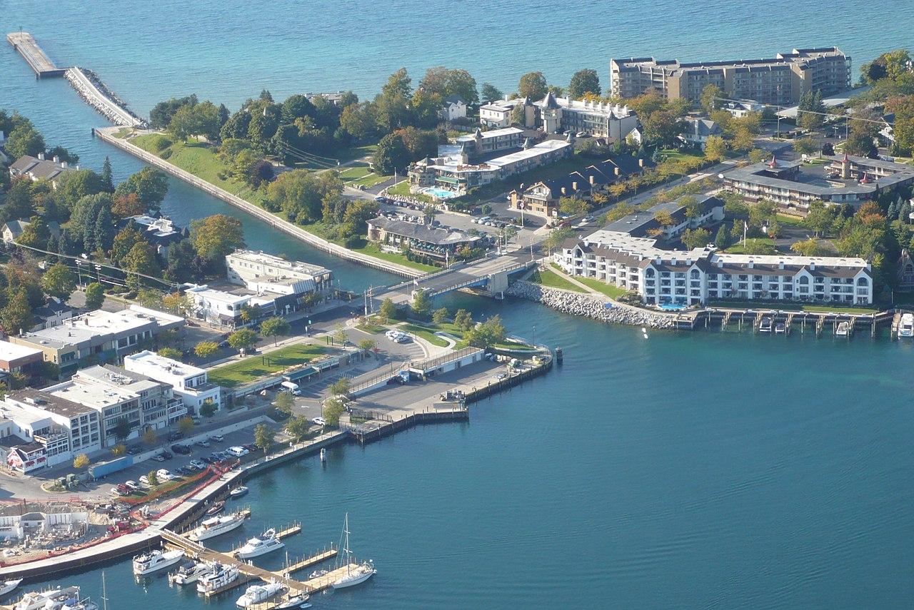 Must Vist Town in Michigan-Charlevoix