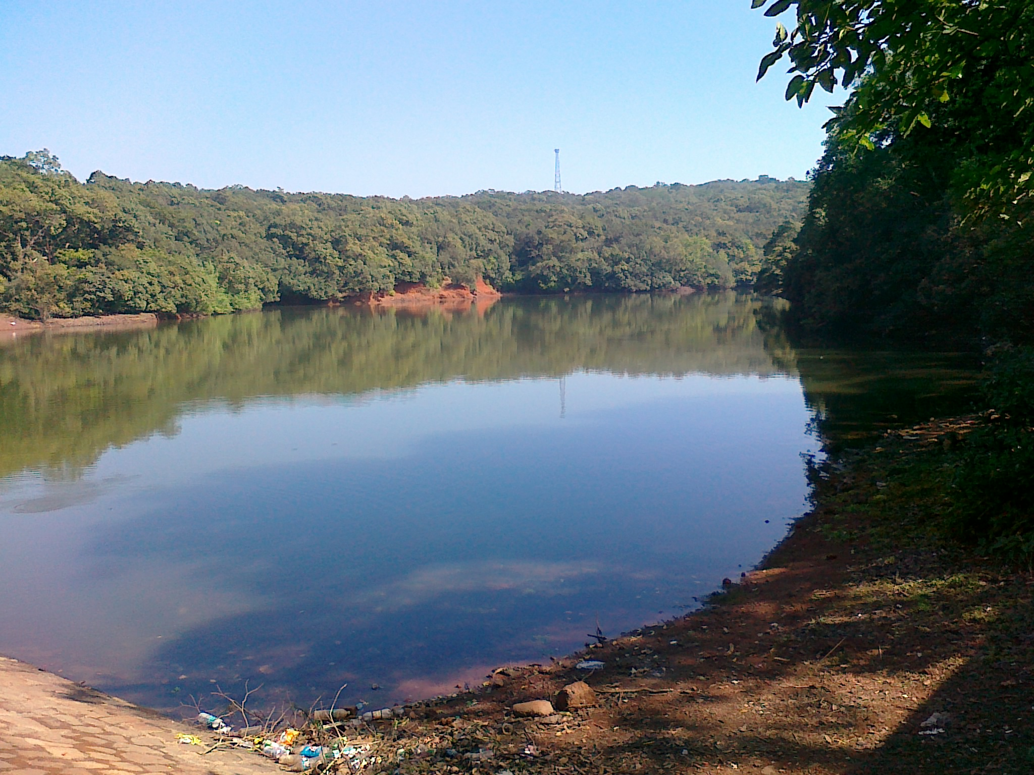 Must-Visit Place in Matheran-Charlotte Lake