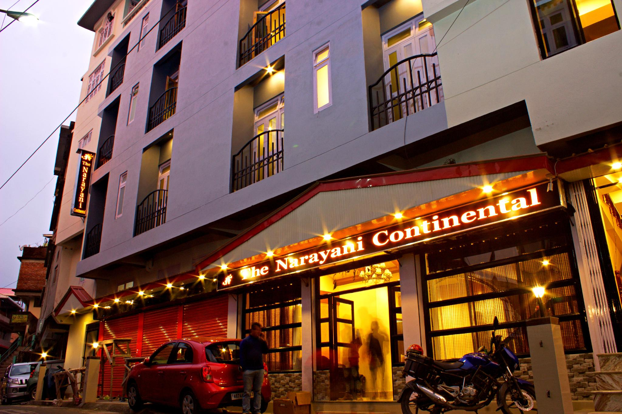 CHAS Narayani Continental Best Budget and Luxury Hotels To Stay In Gangtok