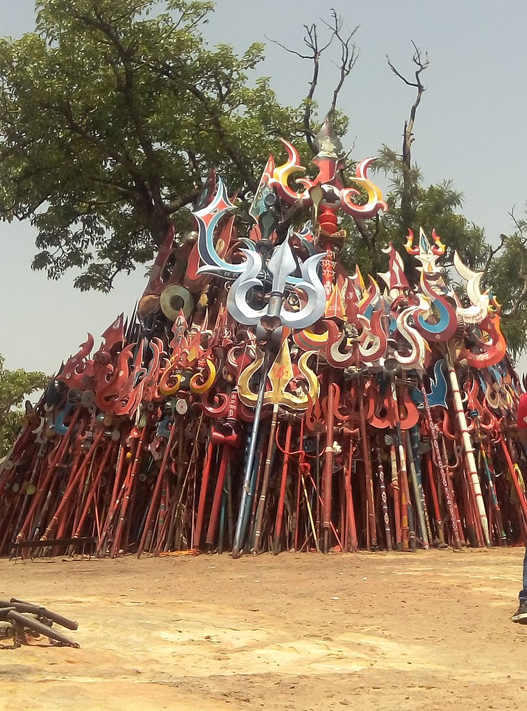 Top Sightseeing Spot In Pachmarhi-Chauragarh Temple