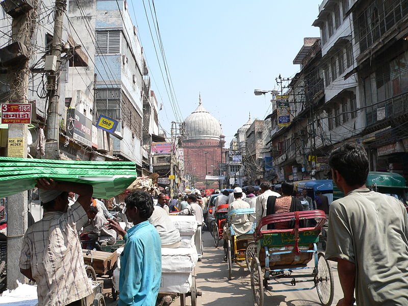 Chawri Bazaar Market to Shop in Delhi