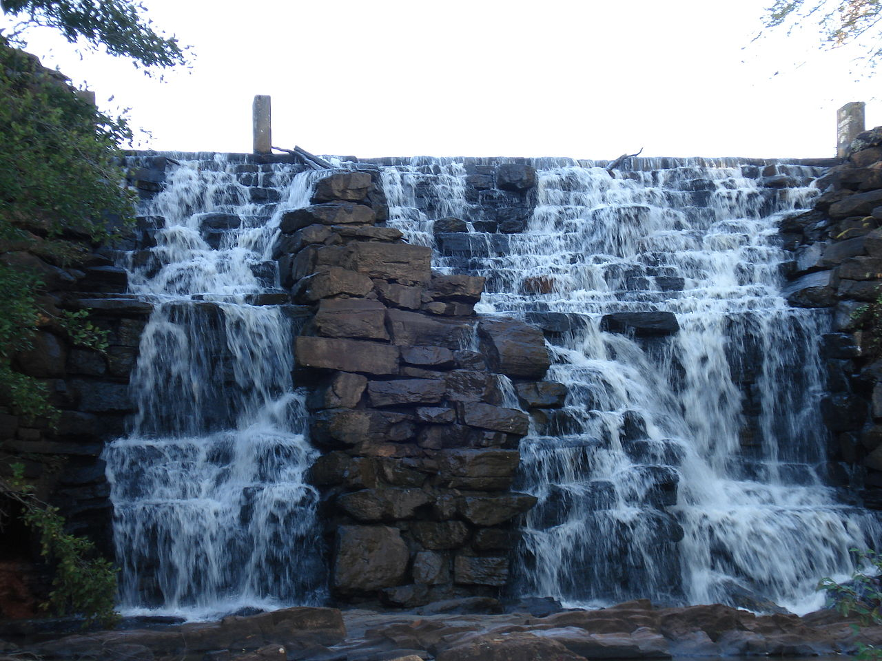 Top Tour Place Visit In Alabama-Chewacla Falls