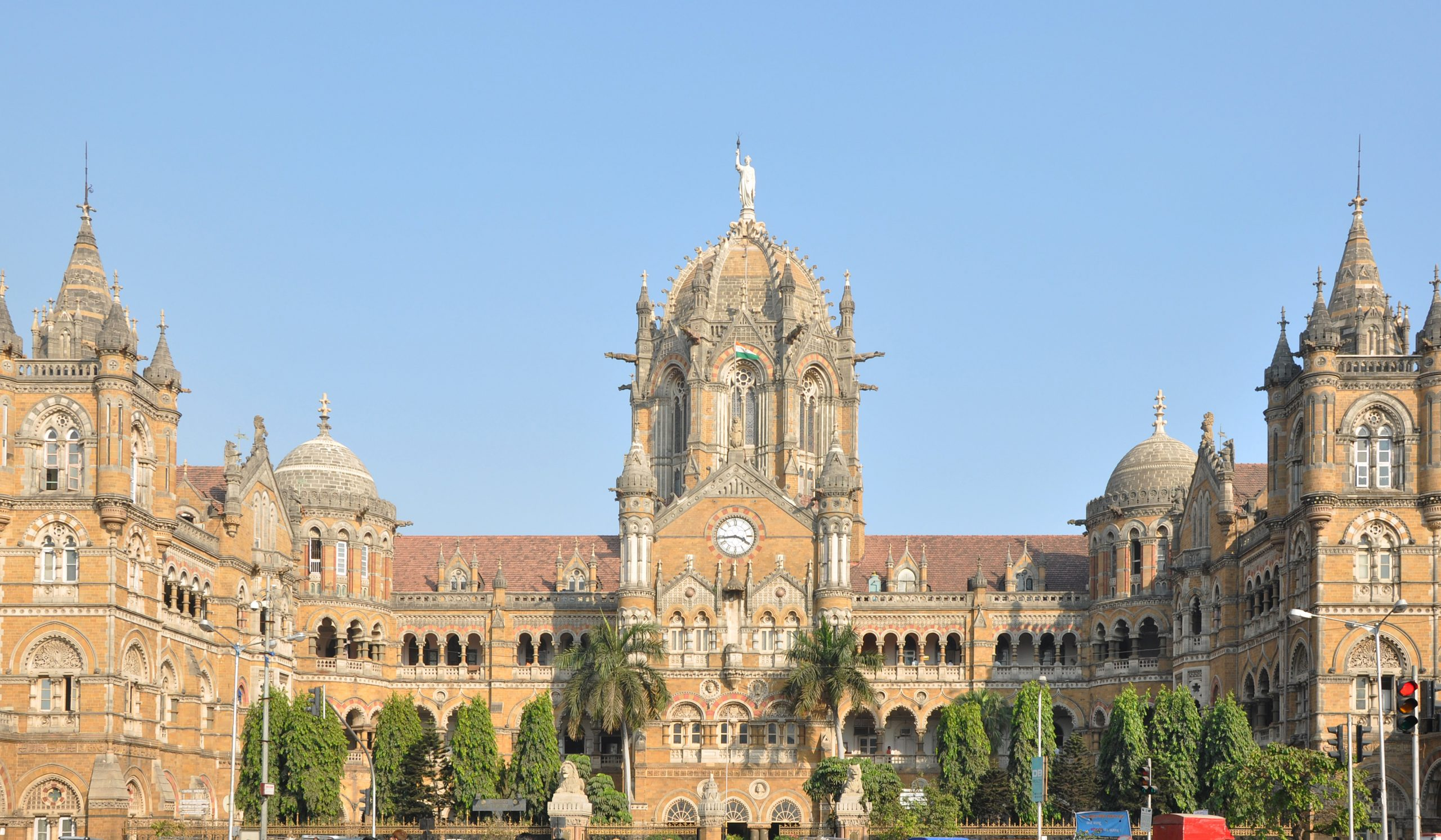 Chhatrapati Shivaji Terminus Most Visited Places in Mumbai