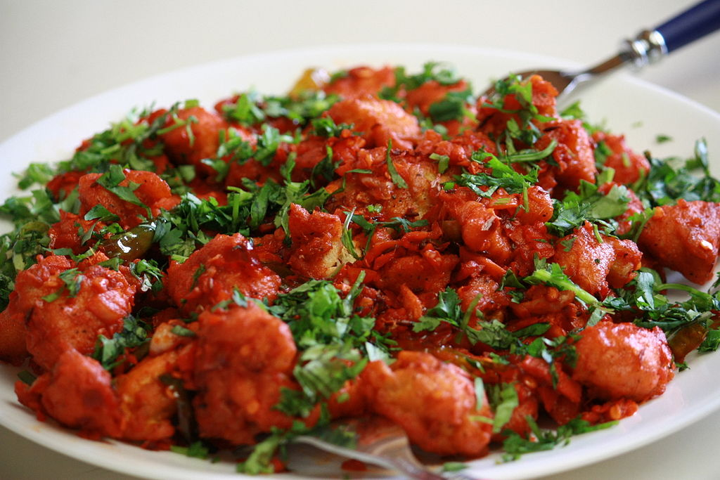 Spicy Food To Try When in Tamil Nadu - Chicken 65