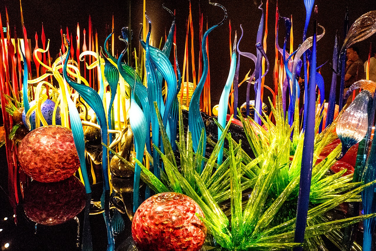 Top Must-Visit Place in St. Petersburg-Chihuly Collection