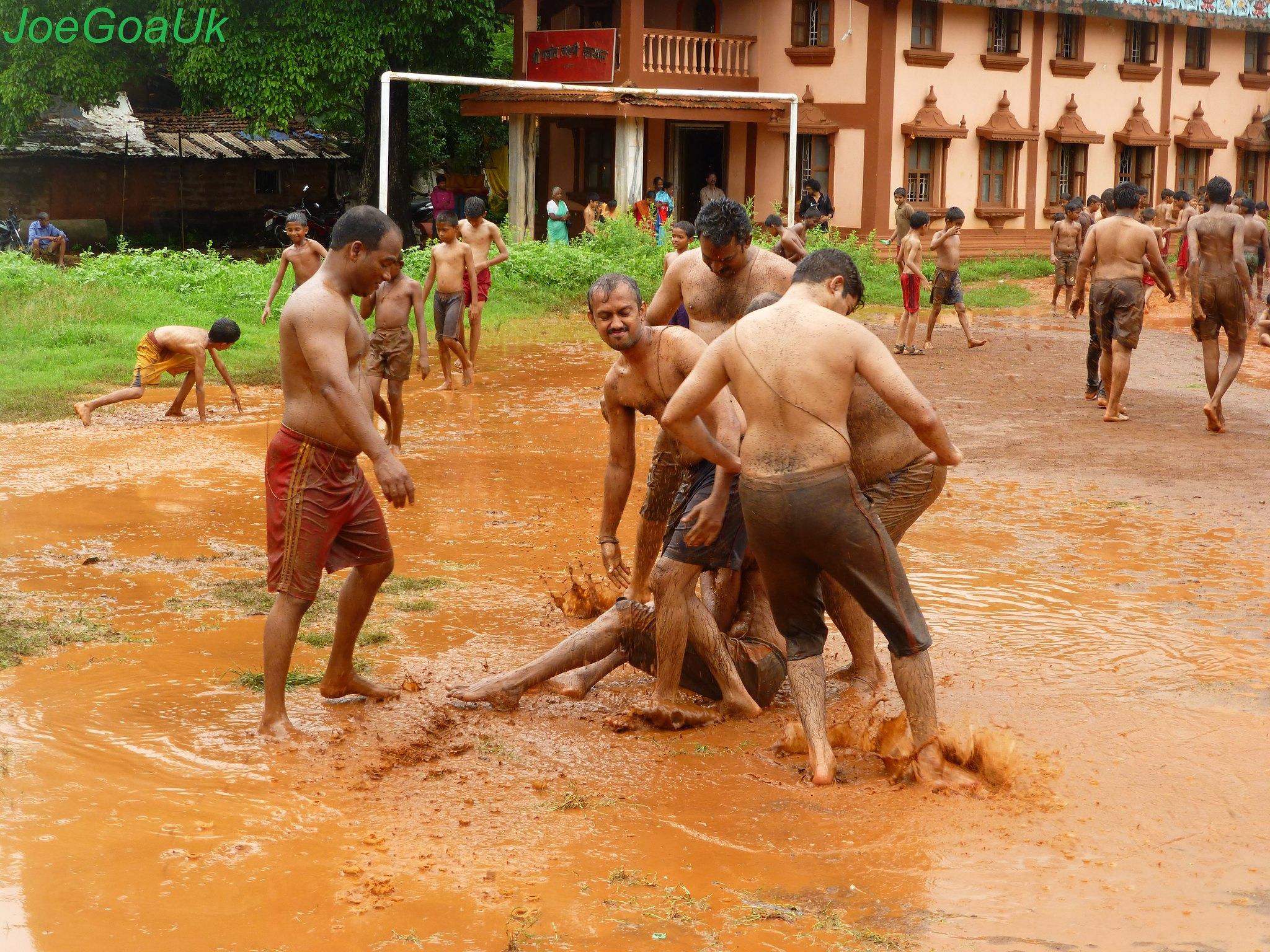 Chikalkalo-Popular Monsoon Festival in Goa