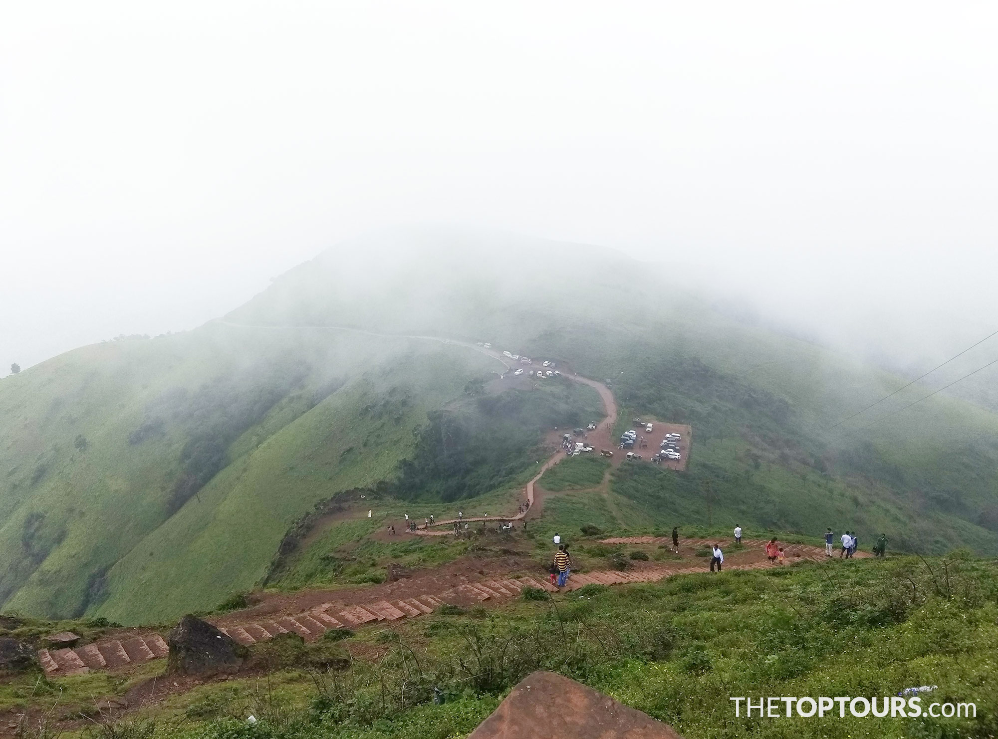 Tourists Attraction in Sakleshpur-Chikmagalur, Highest Peak Point in Karnataka