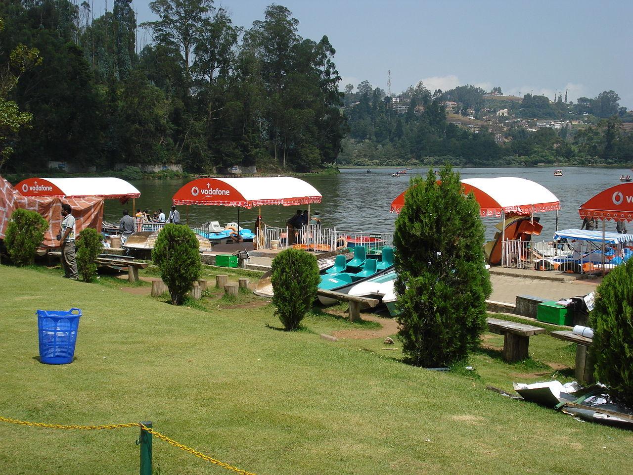 Best Garden of Ooty-Children's Park