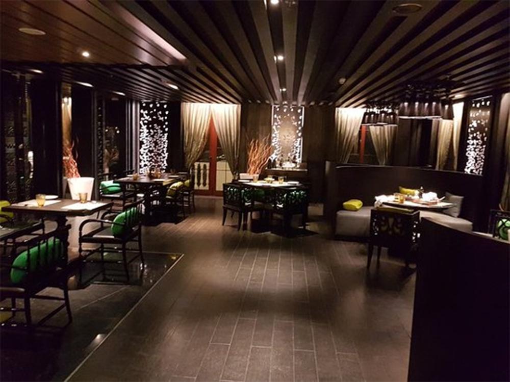 Chingari Top Mahabaleshwar Restaurants