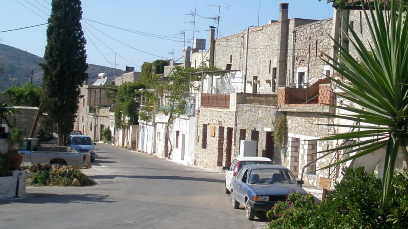 Top Place in Greek Island-Chios