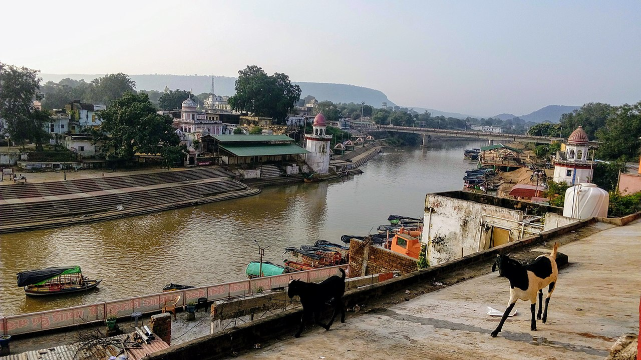 Top-Rated Weekend Destination from Satna-Ramghat, Chitrakoot