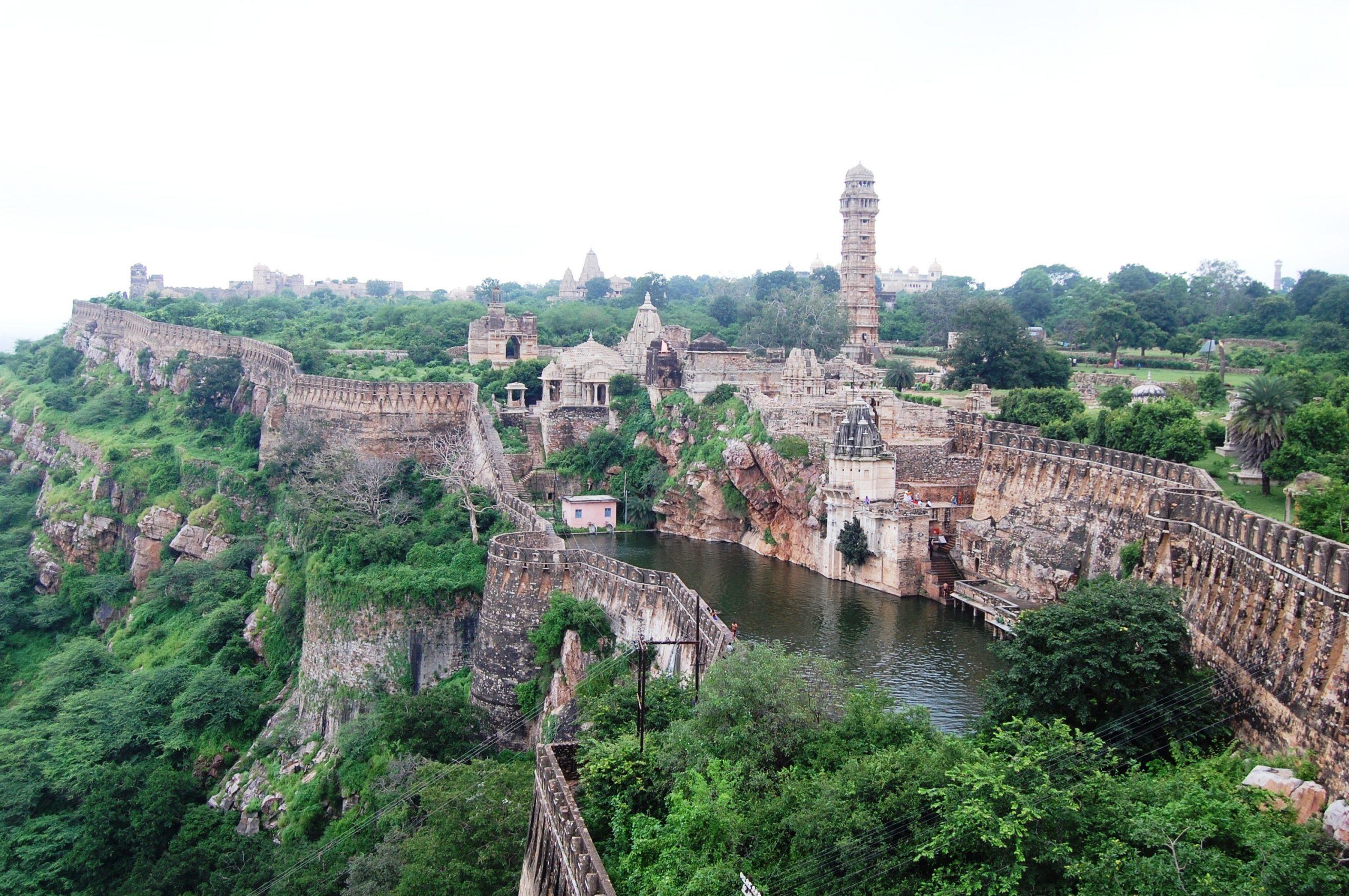 Chittorgarh Weekend Getaway Near Ahmedabad