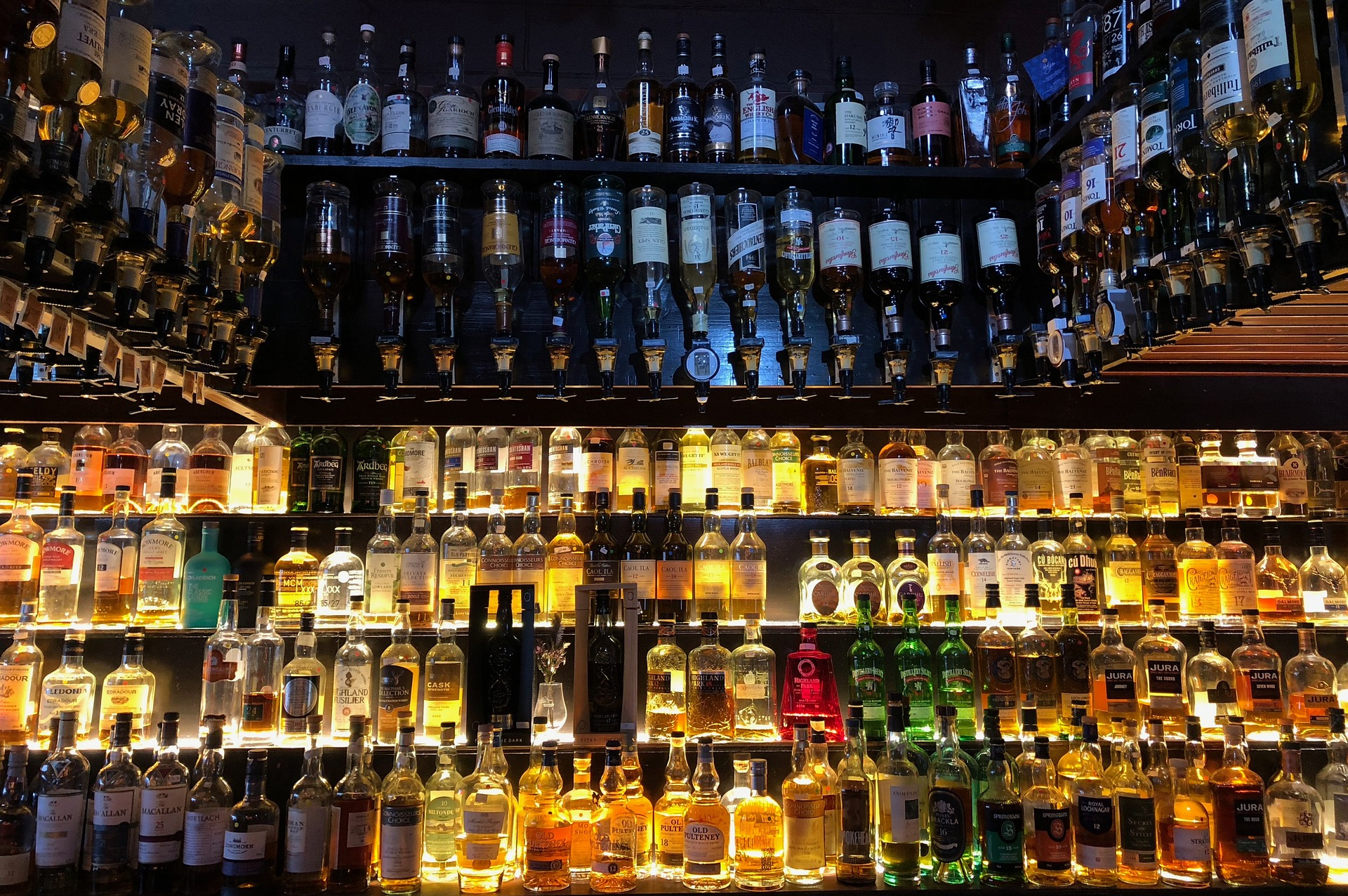 Chomsky's Bar Riga's (Latvia) Best Night Club and Bar