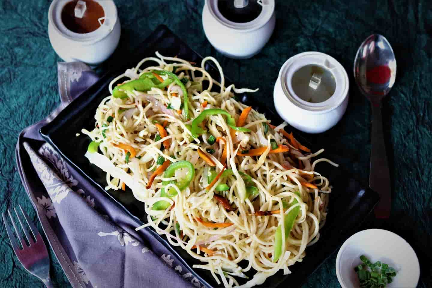 Chowmein - Best Street Food Dishes Of Shillong Which Are Delicious