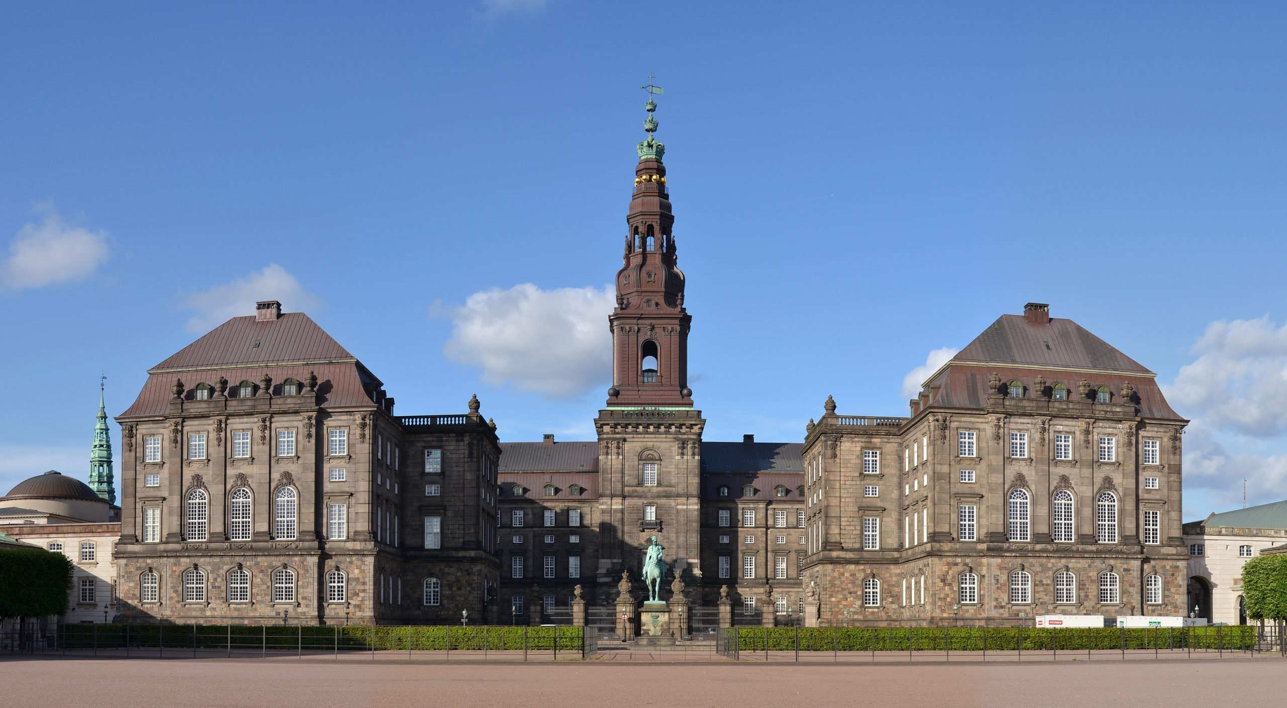 Christiansborg Palace - Most Popular Tourist Destination in Copenhagen