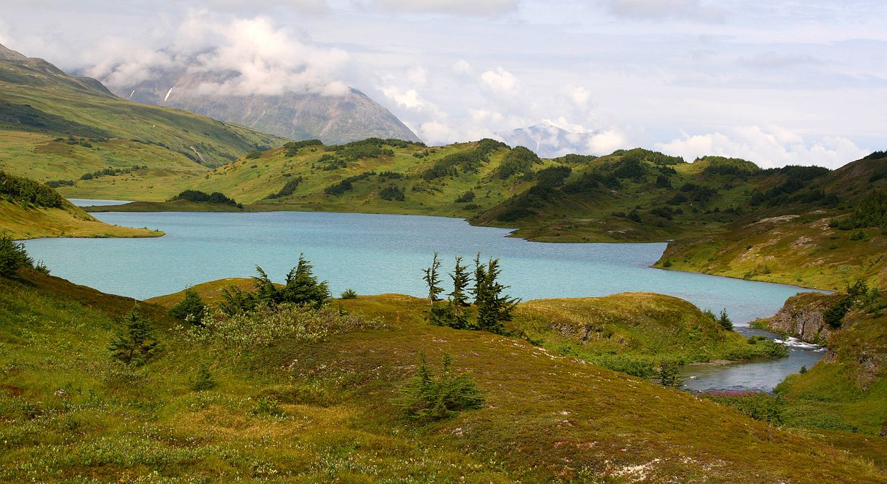 Top-Rated Weekend Getaway Destination From Anchorage, Alaska-Chugach National Forest
