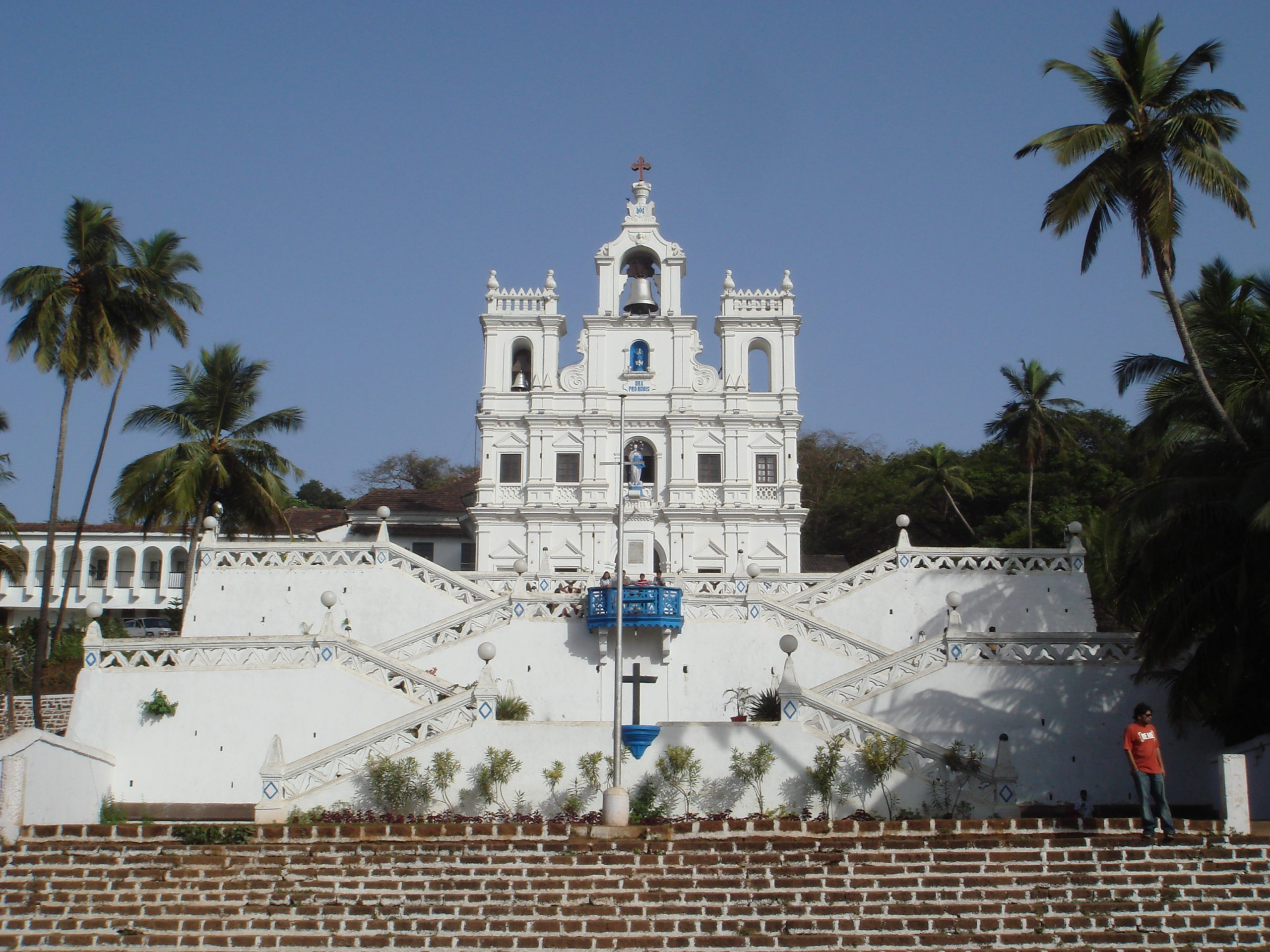 Church of Our Lady of the Immaculate Conception - Popular Churches That You Must Visit in Goa