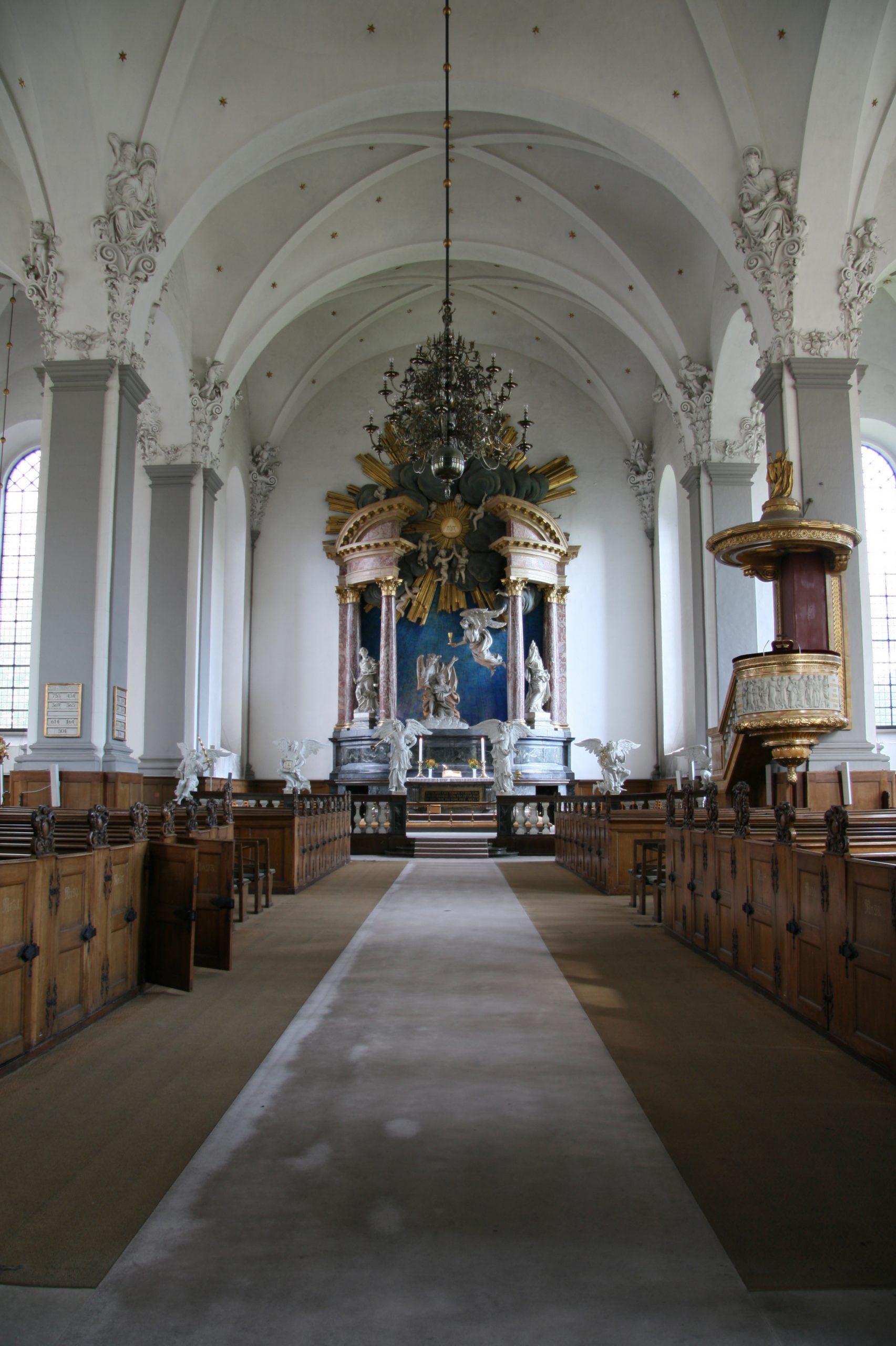 Church of our Saviour - Popular Tourist Destinations in Copenhagen