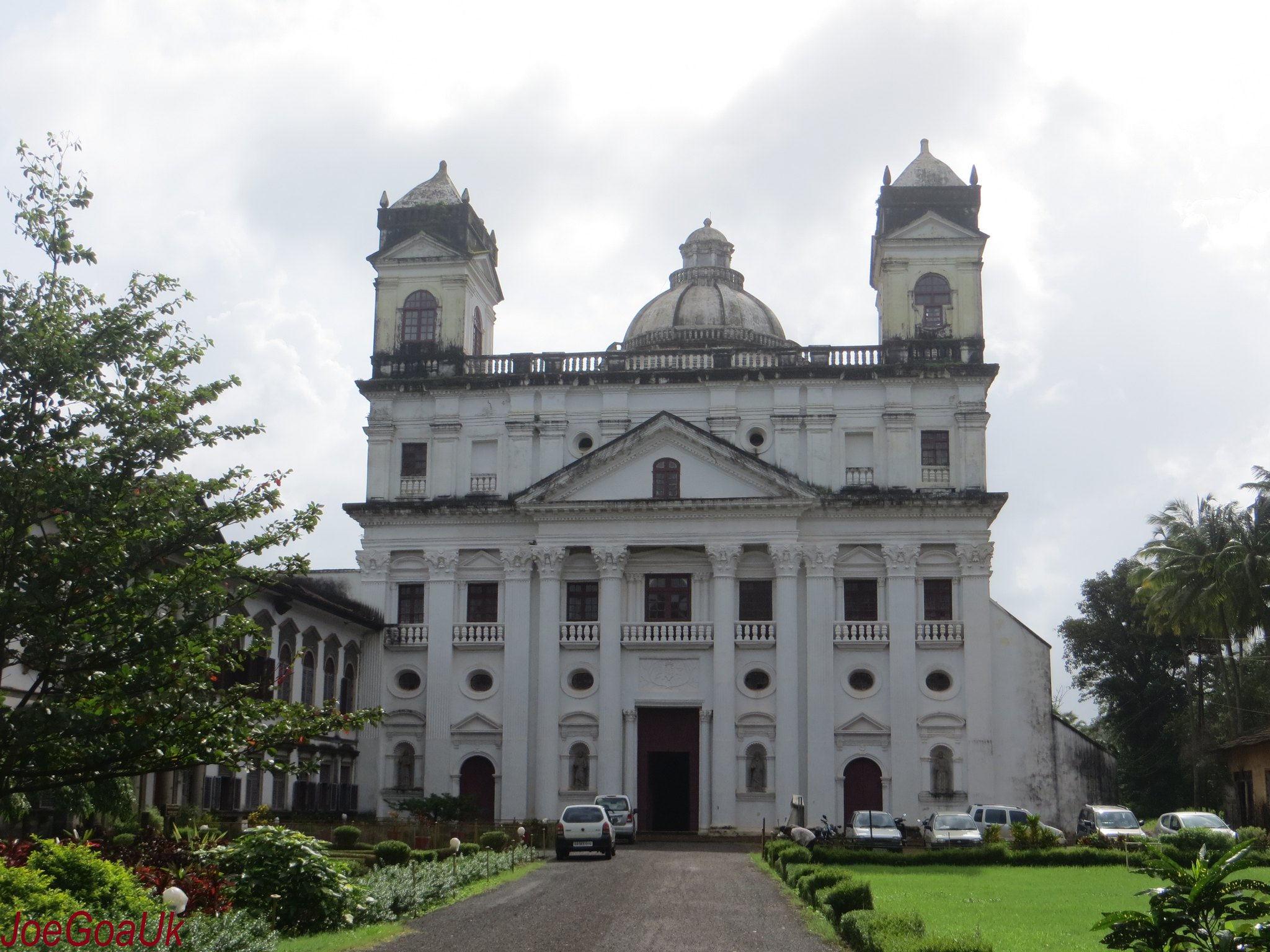 Church of St. Cajetan - Popular Churches That You Must Visit in Goa