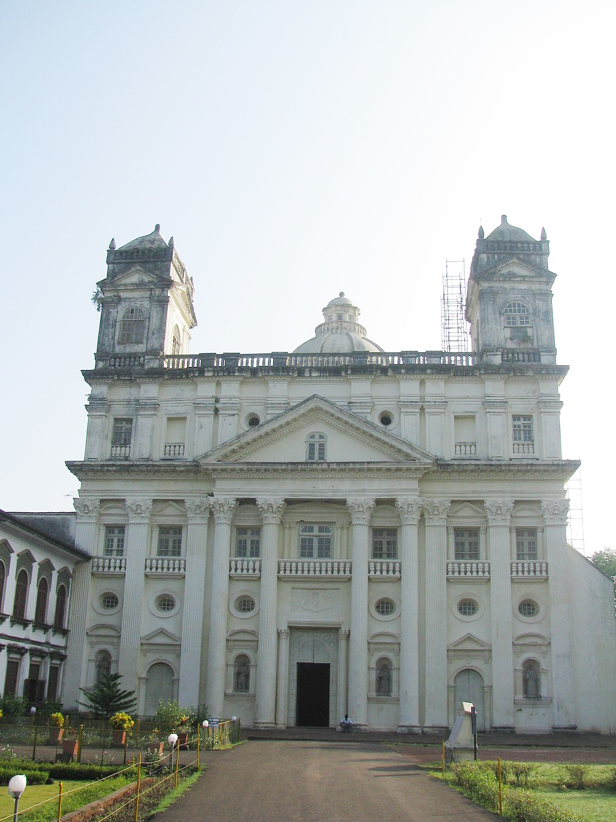 Church of St. Cajetan - Best Places to Visit in South Goa